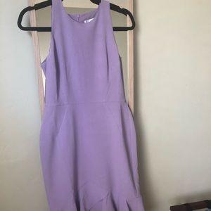 Brand new Lilac  midi dress